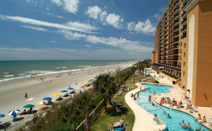 Island Vista Resort Myrtle Beach