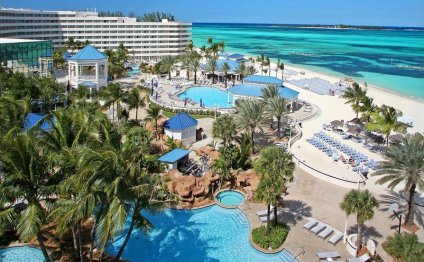 Melia Nassau Beach Resort All Inclusive Deals